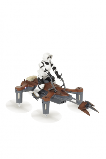 PROPEL STAR WARS 74-Z SPEEDER BIKE COLLECTORS EDITION