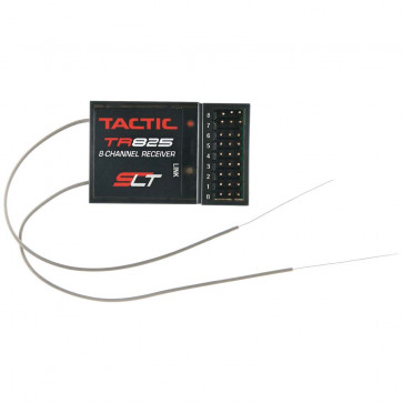 Tactic TR825 8-Channel 2.4GHz SLT Rx w/Twin Antennas