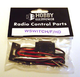 Bpswitch hobby electronics switch harness with charge lead 22 awg