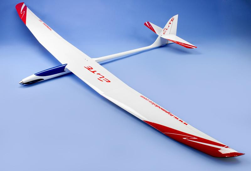 Top020119 Topmodel Elite Glider Arf Remote Controlled Hobby