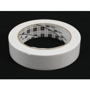 "3M 1"" X 36 YARD WHITE TAPE"