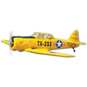 AIRBORNE MODELS AT-6 TEXAN 1/7 SCALE (.90 4STROKE)