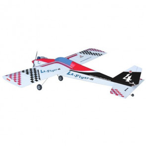 AIRBORNE MODELS LA FLYER 40 BLACK