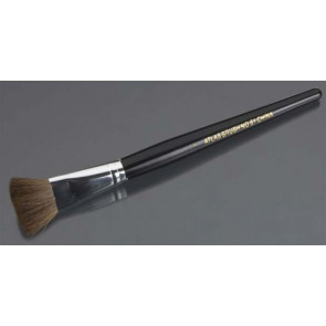 Atlas Brush Flat Camel Hair Detail Paint Brush 1""