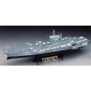 Academy 1/800 U.S.S. Kitty Hawk Model Kit