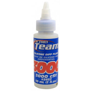Associated Silicone Differential Fluid 3000 cSt