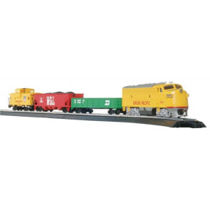 Bachmann Challenger E-Z Mate Train Set HO