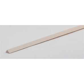 BALSA USA 1/2 x 1/2 x 36 Basswood Triangle
