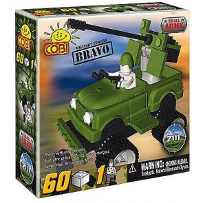 COBI Military Bravo 60pcs Block Set