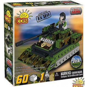 COBI Military Buggy 60pcs Block Set