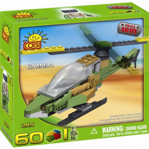 COBI MILITARY-GAMMA 60pc Block Set