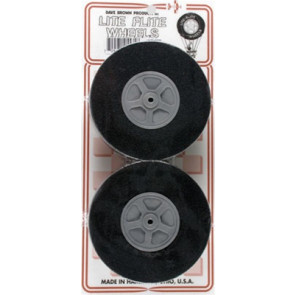 "Dave Brown Lite Flite Wheels 3-1/2"" (2)"