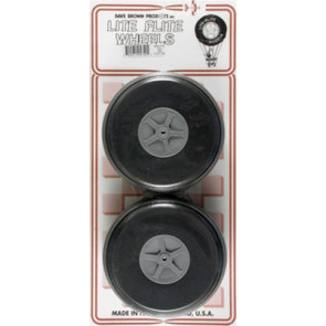 "Dave Brown Treaded Lite Flite Wheel 5"" (2)"
