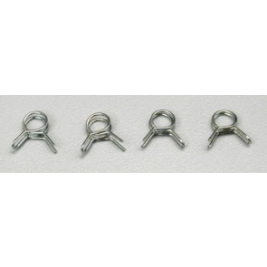 Dubro Fuel Line Clips Large (4)