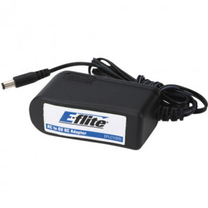 E-flite AC to 6VDC 1.5-Amp Power Supply