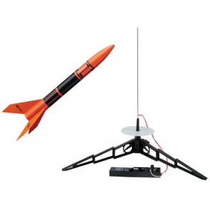 Estes Alpha III Launch Set E2X Easy-to-Assemble