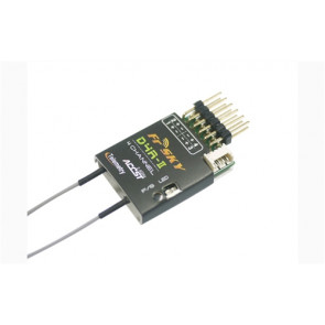 FrSKY D4R-II 4ch Telemetry Receiver w/Data Port, CPPM, RSSI