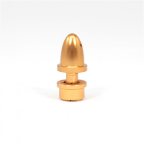 GEMFAN Prop Adapter, 3.17mm, Gold