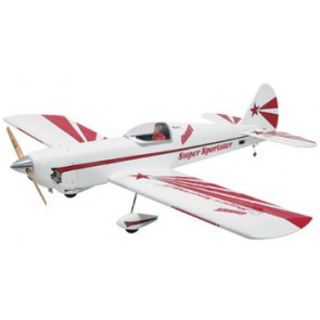 Great Planes Giant Scale Super Sportster ARF 1.2-2,82""