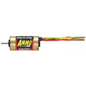 Great Planes Ammo 20-40-3500 In-Runner Brushless Motor
