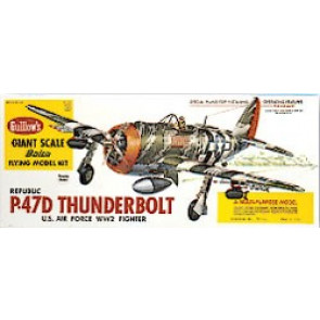 Guillows P47D Thunderbolt Model Kit
