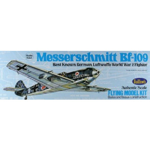 Guillows Messerschmitt BF109 Model Kit