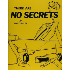HIGLEY No Secrets Covering Book