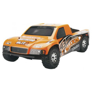 HPI Racing Blitz RTR w/Maxxis ATTK-10 Body, ORANGE