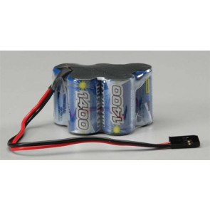 Integy Intellect 5-Cell 6V 1400mAh NiMH Rx Hump J