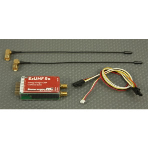 ImmersionRC EzUHF Long-Range RC Receiver, 8CH Diversity