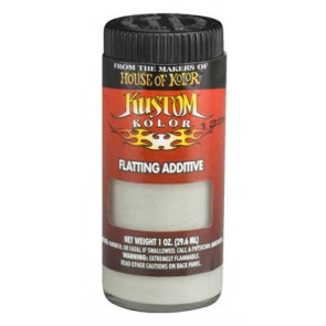 KUSR3102 KUSTOM KOLOR FLATTENING ADDITIVE - 1 OZ.