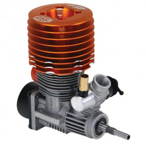 LOSR2200 LOSI 454 Engine with Combo Pull/Spin Start