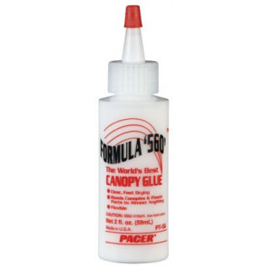 PAAPT56 PACER FORMULA 560 CANOPY GLUE