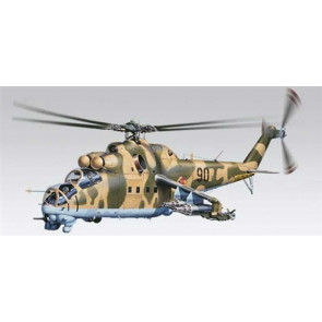 Revell 1/48 MiL-24 Hind Helicopter Model Kit