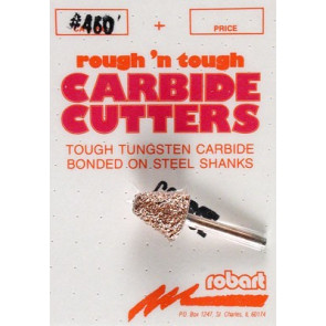 ROB460C 204 CARBIDE CUTTER COARSE