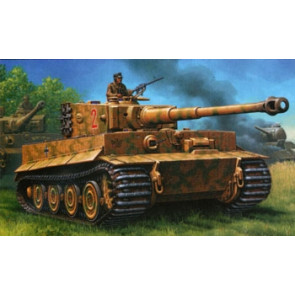 Revell Germany 1/72 Tiger I E Late Model Kit