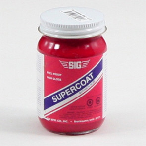SIG SUPERCOAT TENNESSEE RED 4 OZ