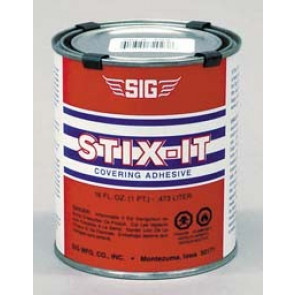 SIG STIX-IT COVERING ADHESIVE PINT