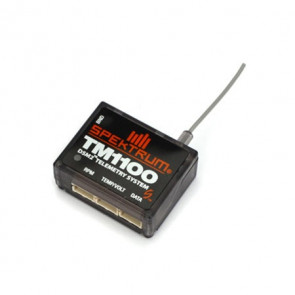 SPEKTRUM TM1100 DSM2 Fly-by Aircraft Telemetry Module