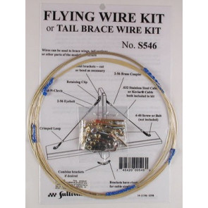 Sullivan Flying Wires Bracing Kit