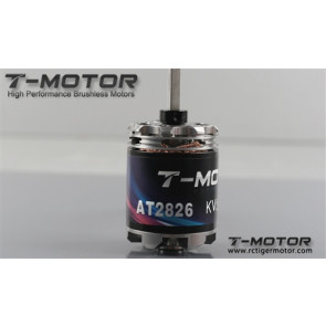 T-MOTOR AT2826-5 900KV 167g High Performance Brushless Motor