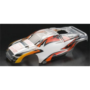 TRAXXAS JATO BODY PAINTED