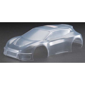 Traxxas Clear body 1/16 Rally