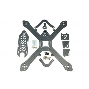 "Atmospheric Adventures Kratos 5-6"" Quadcopter Frame"