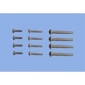 Airborne Models Machine screw (button head) 4 x 35mm