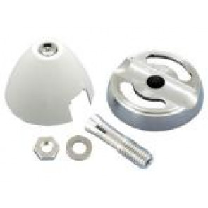 Aeronaut White Spinner for Folding Propeller  60/6MM