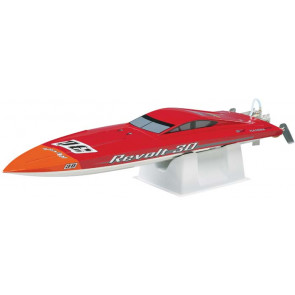 AquaCraft Revolt 30 FE Mono 2.4GHz Red/White RTR