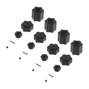 Axial Hex Hub Conversion Set