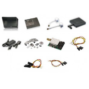 Flysight Black Pearl All-In-One FPV Combo Package for DJI Phantom and Phantom 2