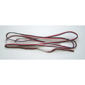 "BP Three Strand Servo Wire 39"" - 26 AWG - Futaba"